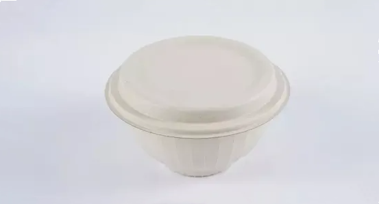 disposal kraft paper bowl(PB007)